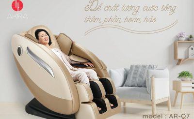 Top 5 ghế massage cho người cao tuổi