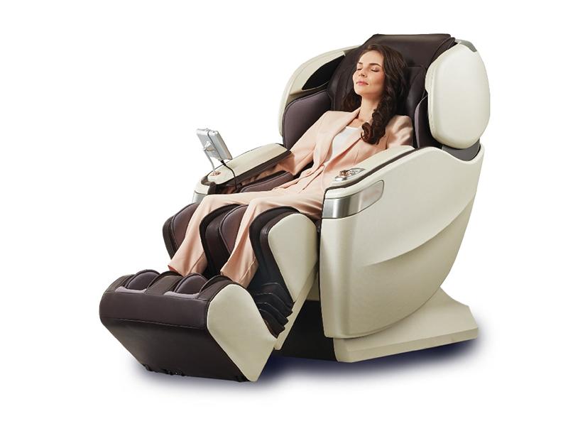 Ghế masage giúp xóa tan nhanh mệt mỏi dau nhức