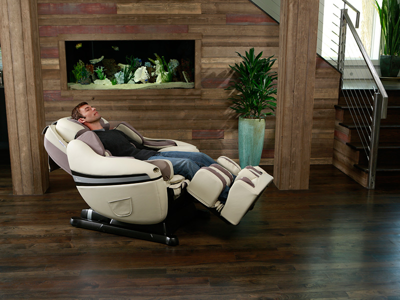 Ghế massage có tốt không và kinh nghiệm chọn ghế massage