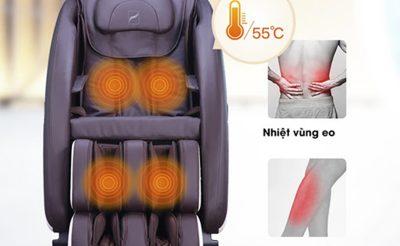 Ghế massage toàn thân hồng ngoại có tốt không?