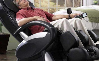 Ghế massage phục hồi chức năng và những lưu ý cần biết